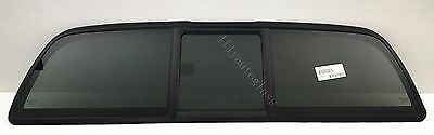 Fits 00-06 Toyota Tundra Back Sliding Window Glass Rear Slider USA Made OEM LOOK
