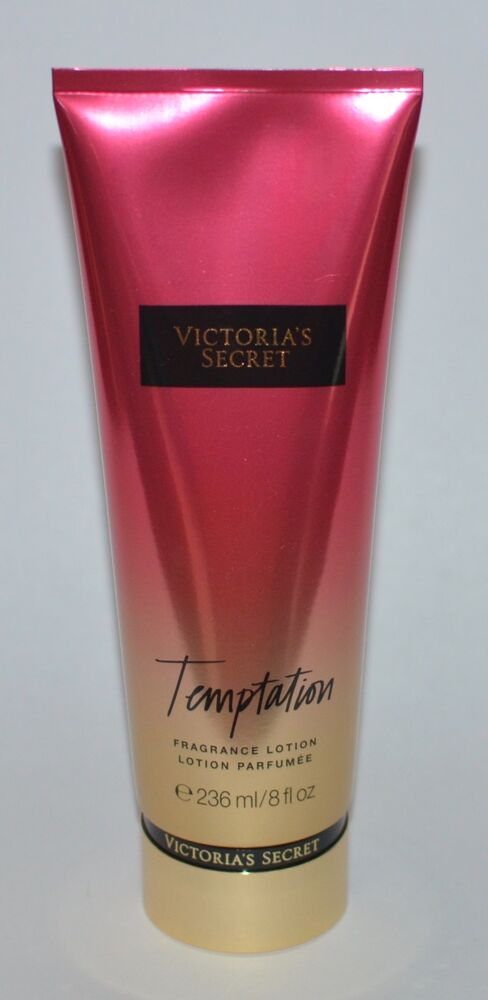 449455458f Details about VICTORIA S SECRET TEMPTATION FRAGRANCE LOTION BODY HAND CREAM  8 OZ LARGE APPLE