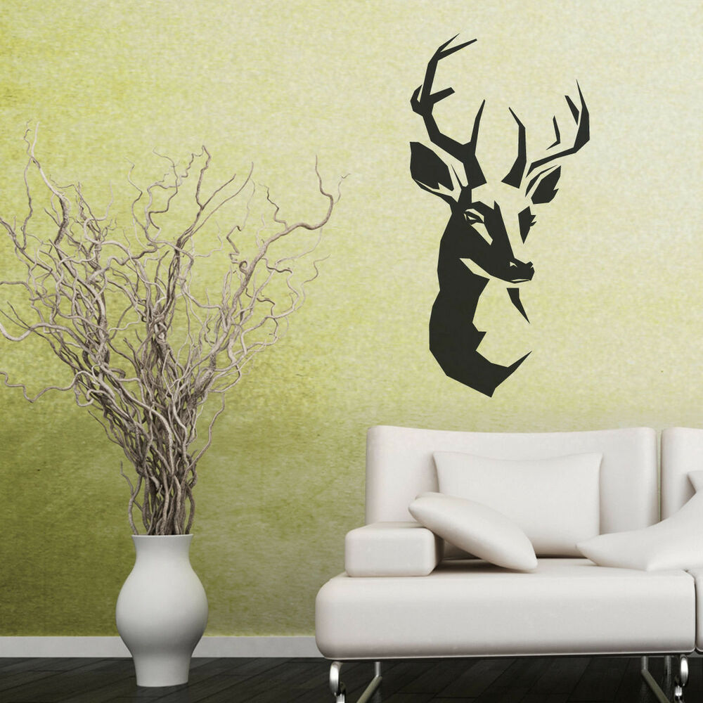 Outstanding Stag Head Wall Decor Gallery - The Wall Art Decorations ...