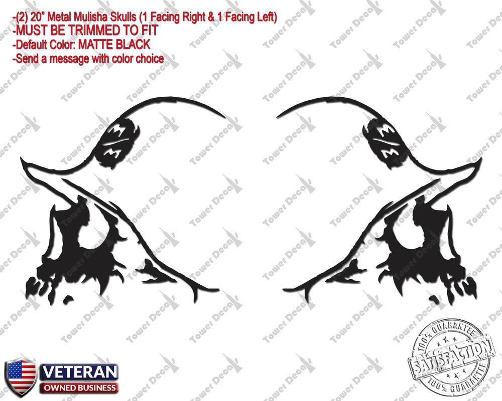 Mulisha Skull Vinyl Decals X Motocross Window Truck - F250 decalsmulisha skullxwindow bed decal decals f f ram