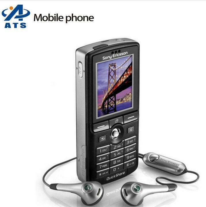 original sony ericsson k750 k750i mobile phone 2 0mp. Black Bedroom Furniture Sets. Home Design Ideas
