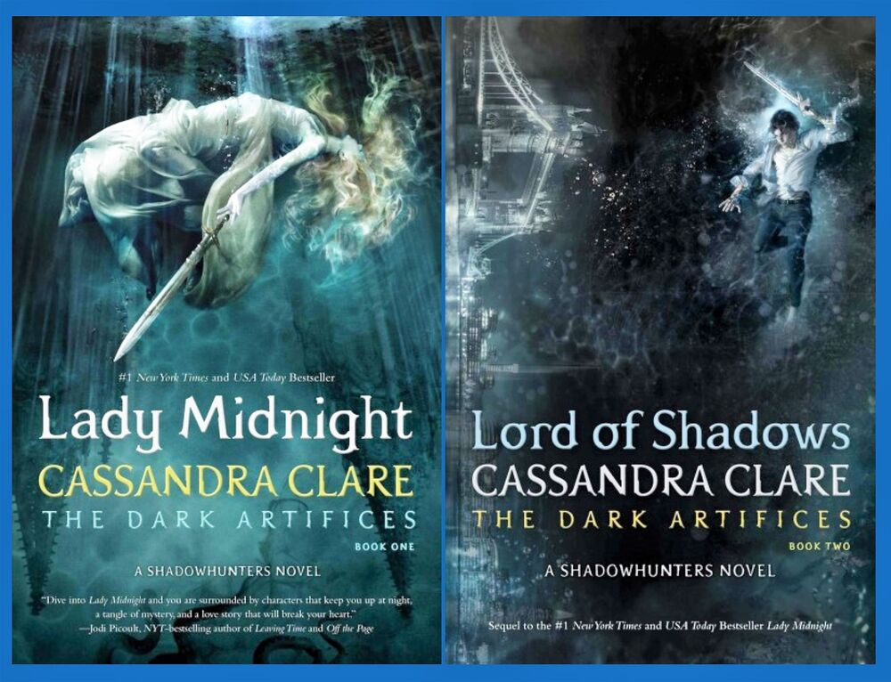 Dark Artifices Series Collection Set Books 1-2 Hardcover ...