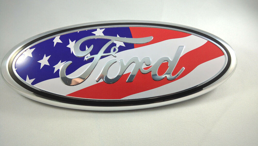 American Car Emblems Of The  S