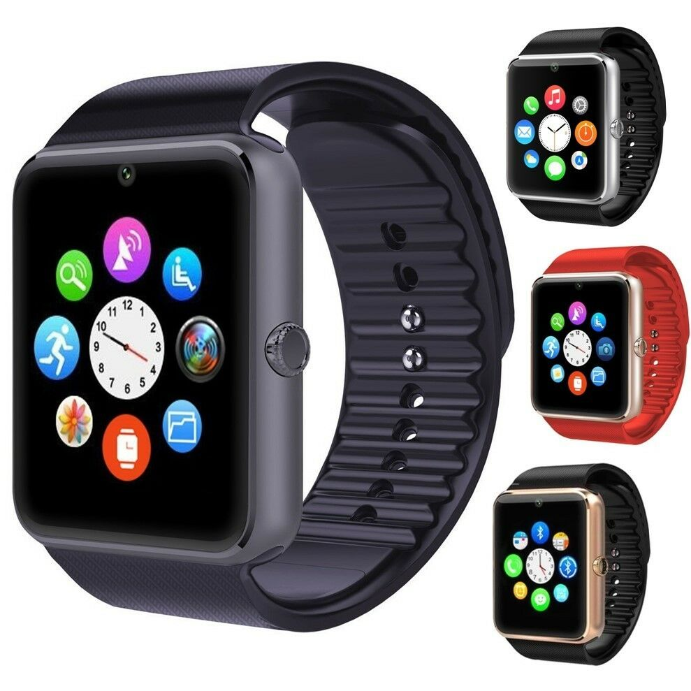 Bluetooth Smart Watch for iPhone X XS 6 7 8 PLUS Samsung ...