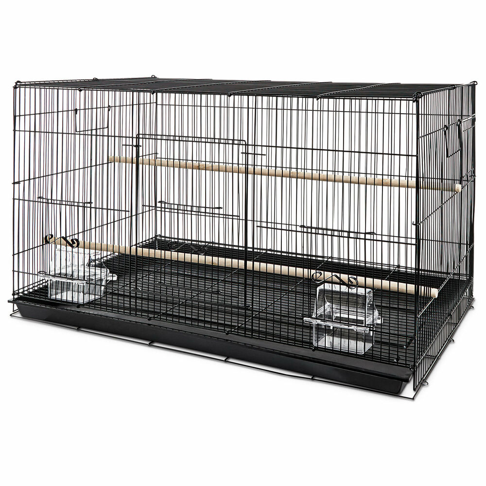 You Amp Me Finch Rectangle Flight Cage 800443157442 Ebay