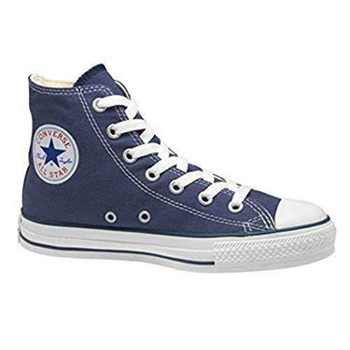 7b1b79bde43 Details about CONVERSE All Star NAVY HI Top Shoes UNISEX Canvas Sneakers  M9622 (W O BOX)