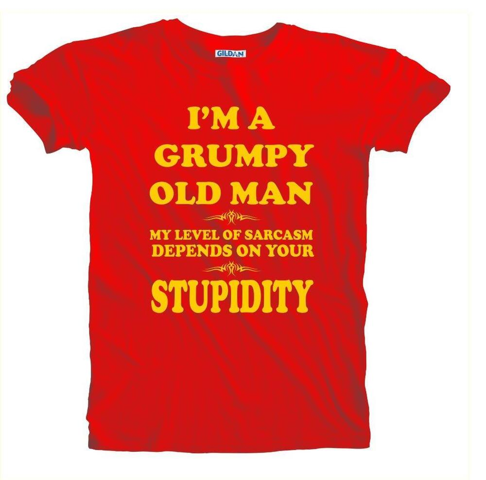 1d84073b7c Details about Funny Humorous Biker Motorcycle Sarcastic Grumpy Old Man T- Shirt Sizes S - 5XL