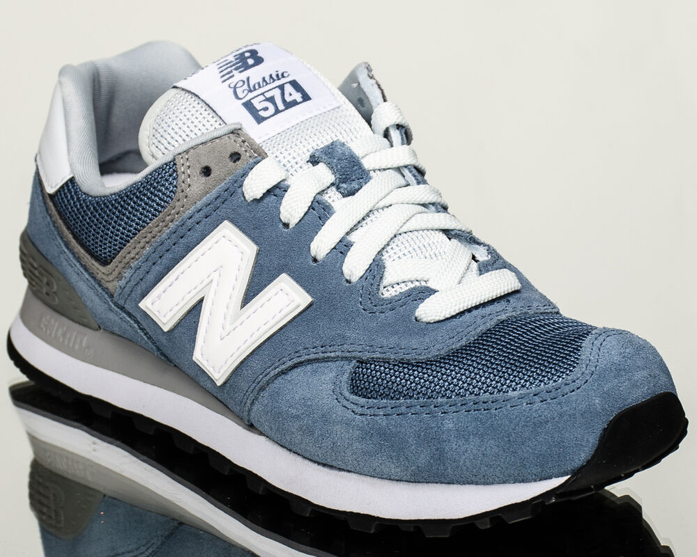 Details about New Balance WMNS 574 NB women lifestyle casual sneakers navy  WL574-CC 911185003c