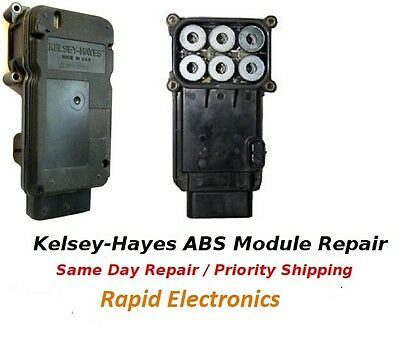 FORD WINDSTAR 2000-2006 KELSEY HAYES ABS EBCM ELECTRONIC CONTROL MODULE REPAIR