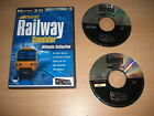 TRAINZ RAILWAY SIMULATOR - ULTIMATE COLLECTION Pc Cd Rom SPEEDY DISPATCH
