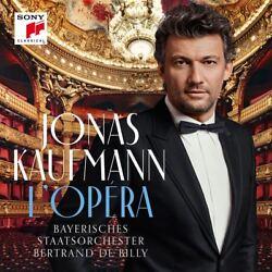 Kaufmann, Jonas - L'Opera (VINYL  33 1/3)
