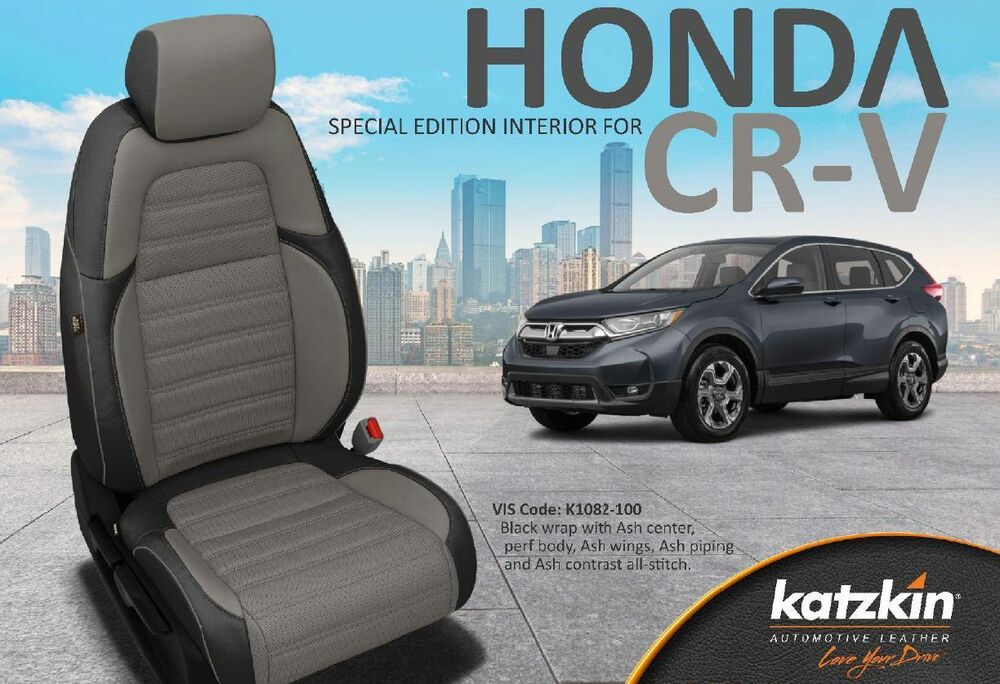 honda crv seat covers cr replacement leather ex katzkin lx ed special
