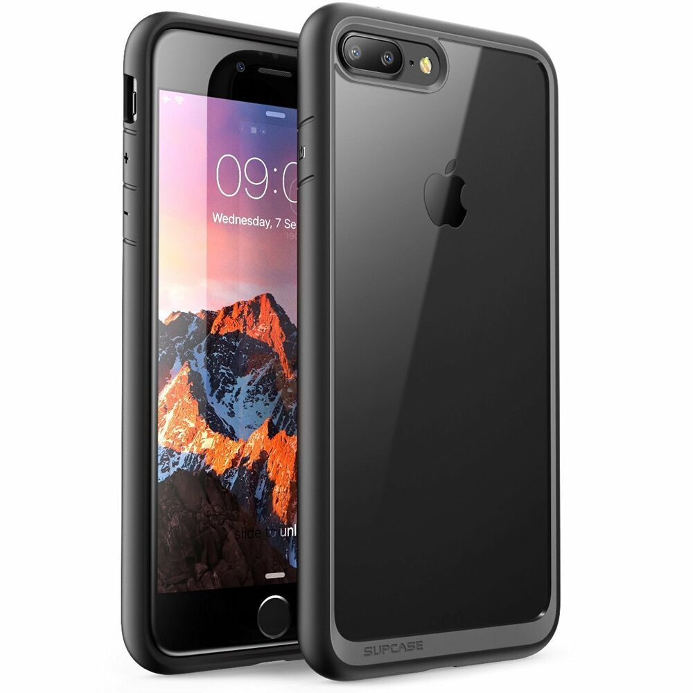 iphone 7 plus 8 plus case supcase unicorn beetle style protective case cover ebay. Black Bedroom Furniture Sets. Home Design Ideas