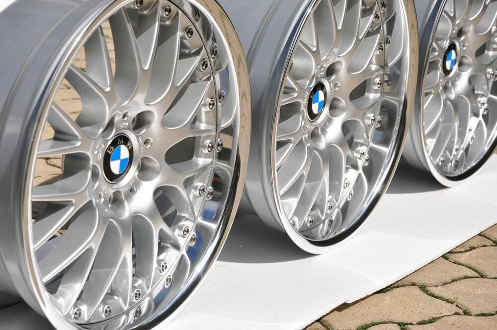 Bmw Factory 17 Bbs 42 Oem Wheels E39 E46 E36 E32 E34 E28