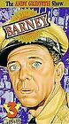 THE ANDY GRIFFITH SHOW - THE BEST OF BARNEY COLLECTION VOL.1: 3 EPISODES (VHS)
