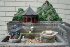 New Fashion Home Decorative Craft Gifts Rural Aquarium Flowing Water Fountain