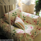 Top Grade Rural Cloth Flowers Sofa Cloth Sofa Cover Cloth 190CM*230CM