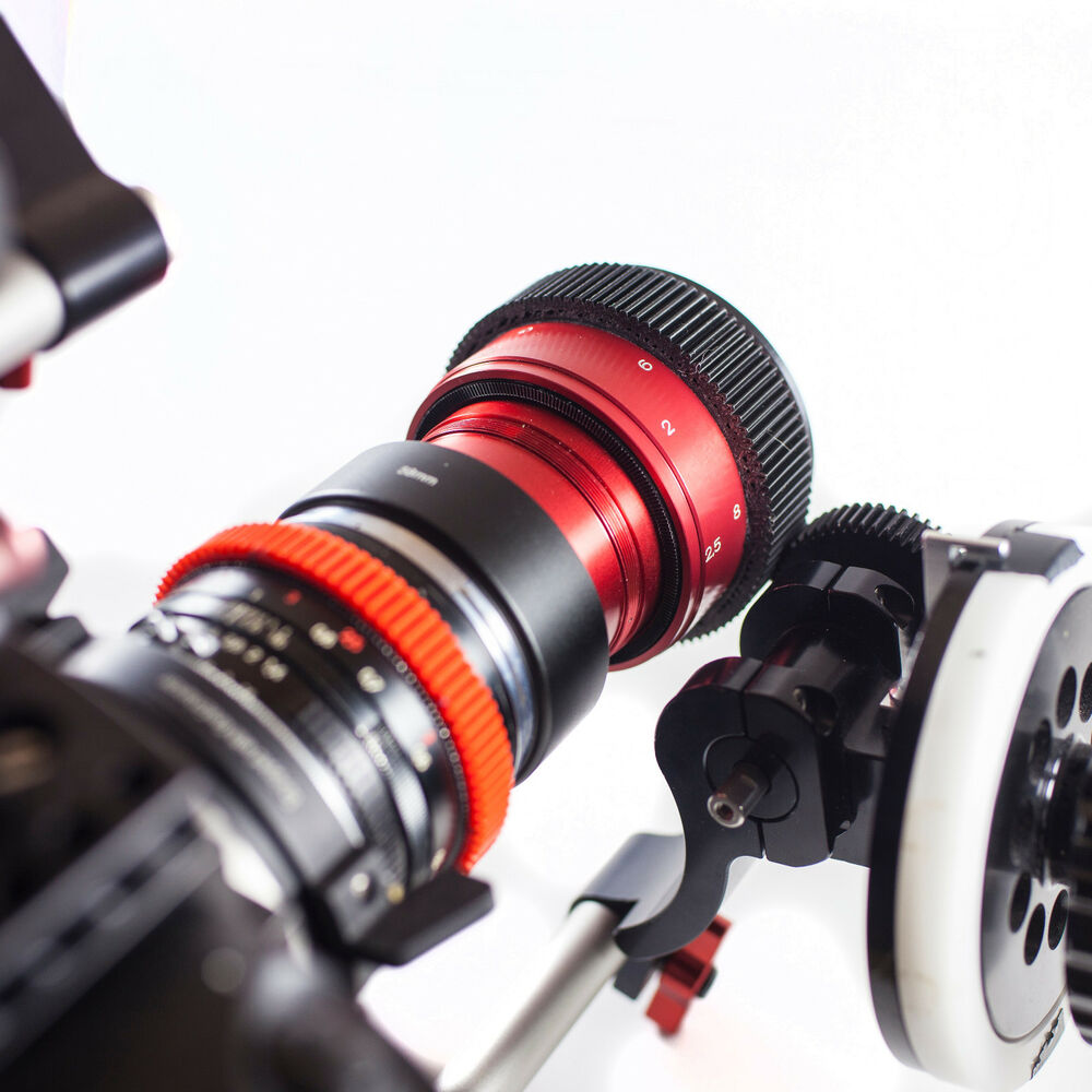 Isco Micro 2X RED DSLR Anamorphic Lens READY TO SHOOT w/clamp & front  filter | eBay