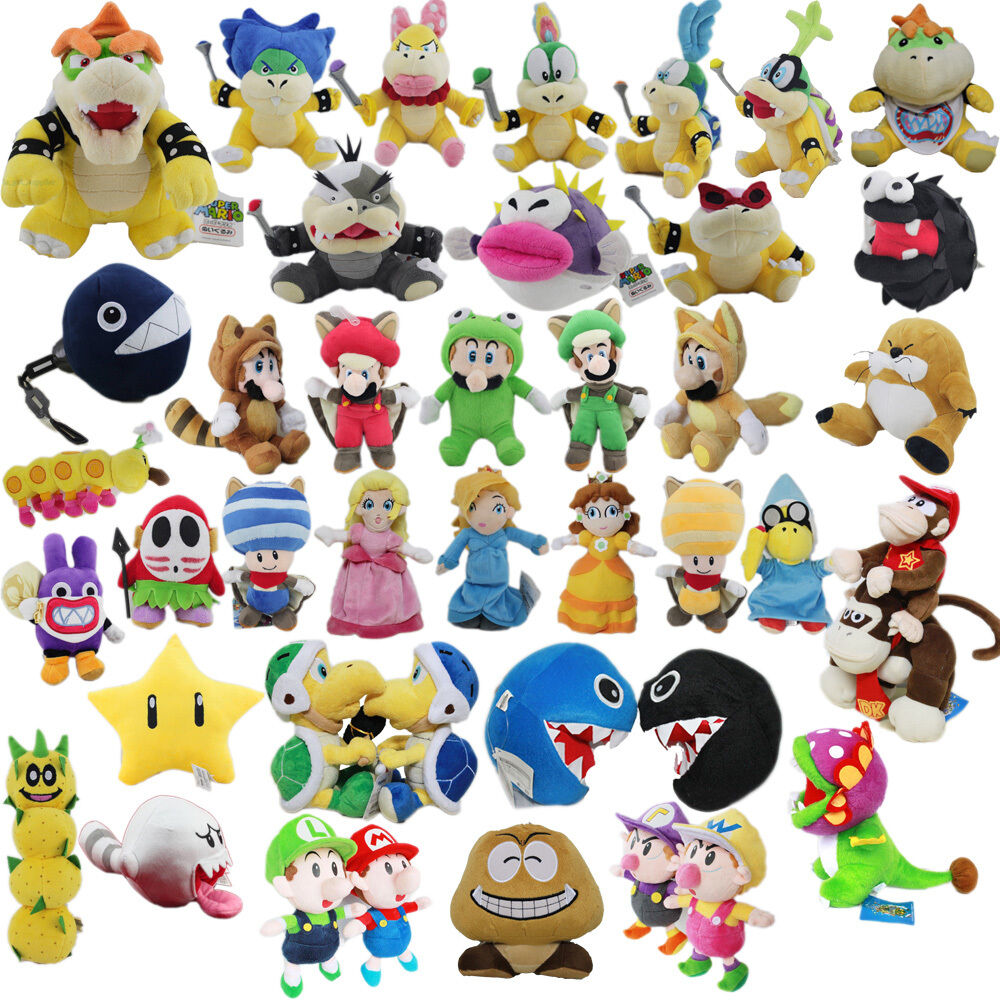 nintendo 6 soft toy - photo #26