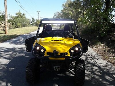 Can-Am Commander XT 1000 with optional trailer. No Reserve