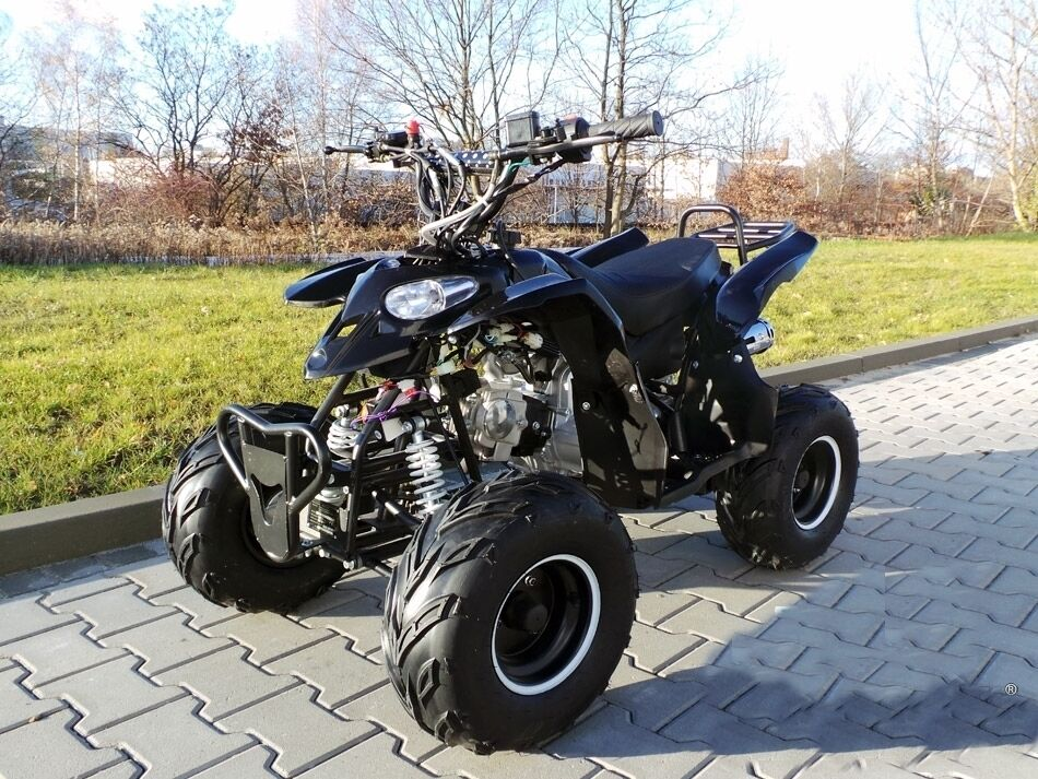 quad 125 ccm miniquad atv kinderquad pocketquad pocketbike. Black Bedroom Furniture Sets. Home Design Ideas