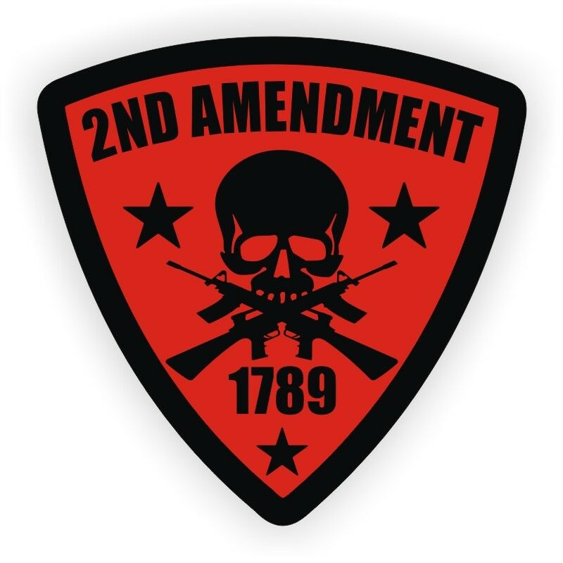 b3c63479f4e Details about 2nd Amendment Hard Hat Decal