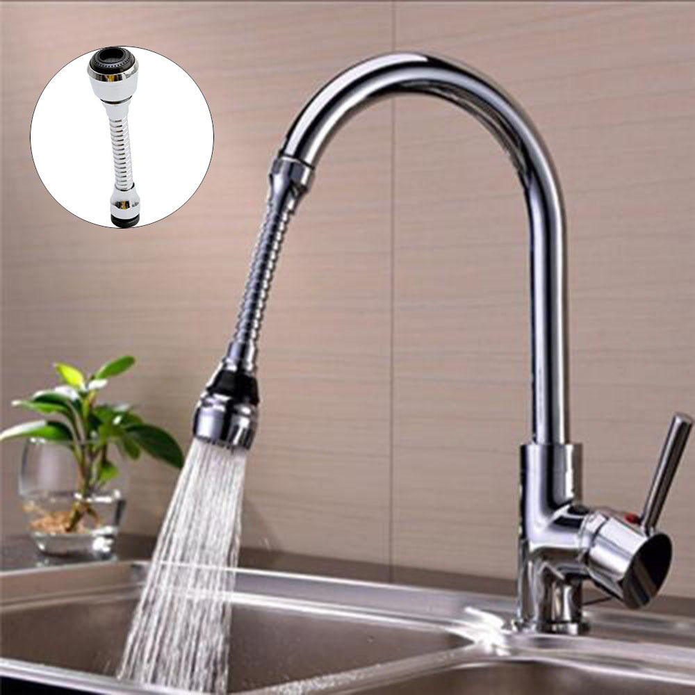 Kitchen Faucet Swivel Spray Video