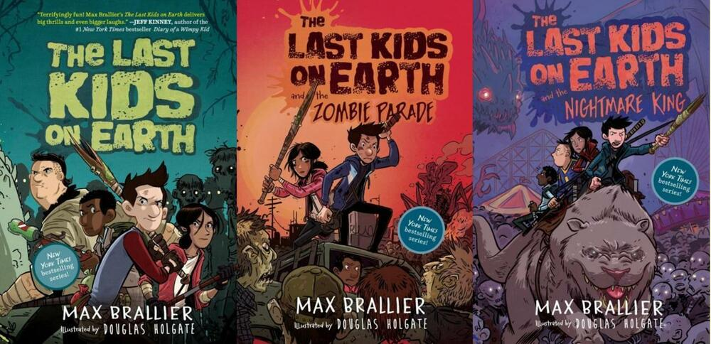The Last Kids On Earth Free Reading
