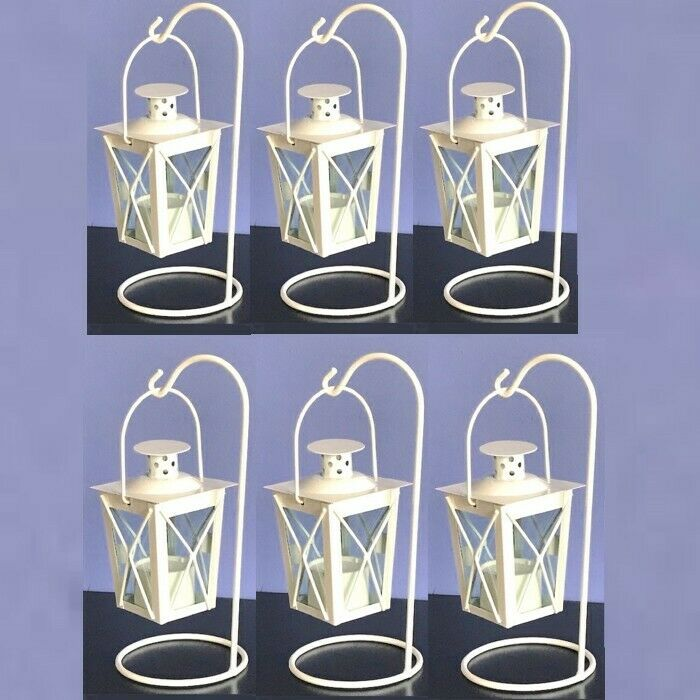 Mini lantern small candleholder baby shower decor wedding