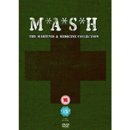 img-M*A*S*H - The Martinis & Medicine Collection [2008] (DVD)