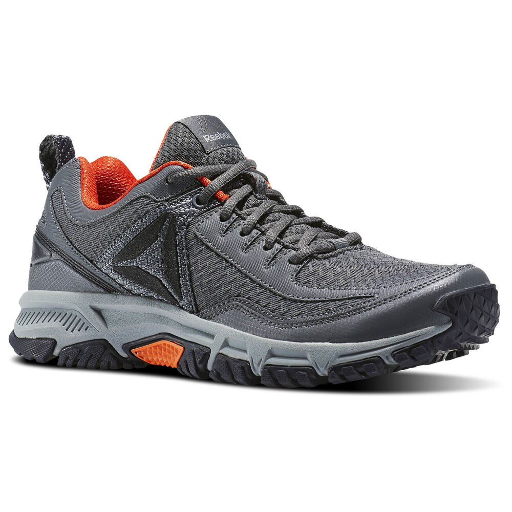 Reebok Men's Ridgerider Trail 2.0 Shoes, Grey