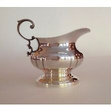 Poole Sterling Silver Coffee Creamer