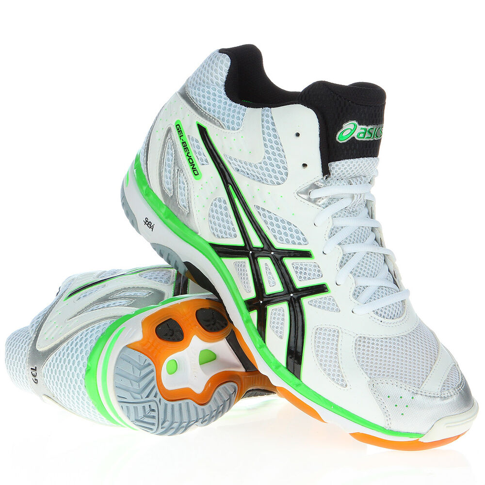 af1309a78c4 Chaussure volleyball Asics Gel Beyond 3 Mid Man B204Y end of series ...