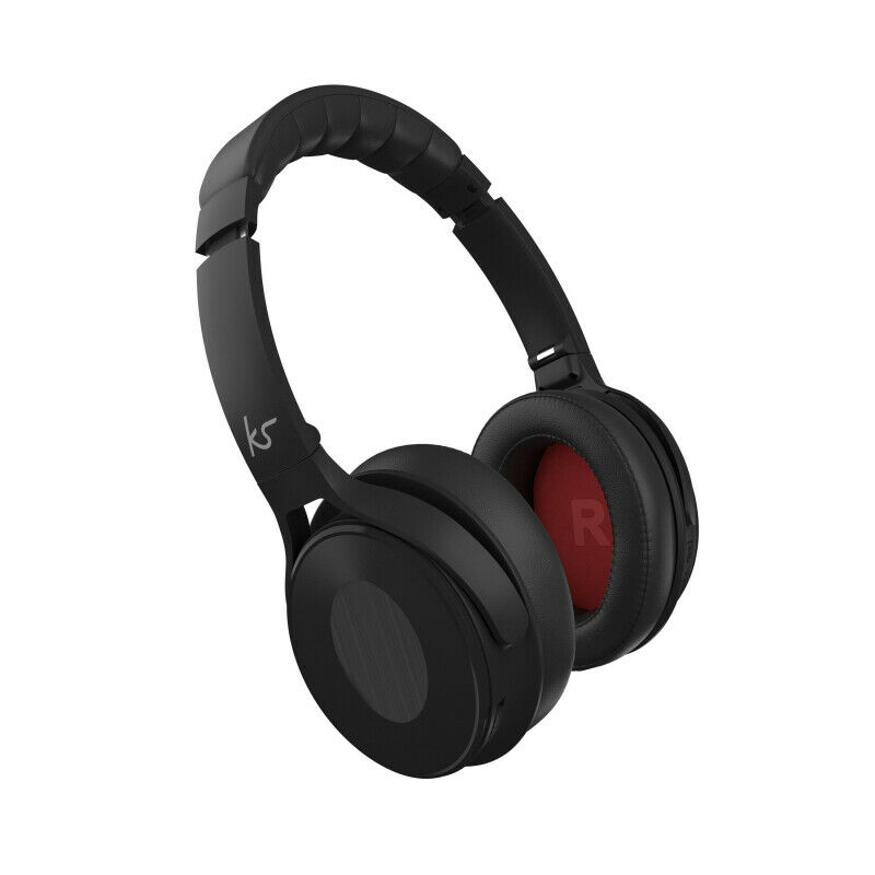 KitSound Immerse Wireless Bluetooth Headphones with Noise