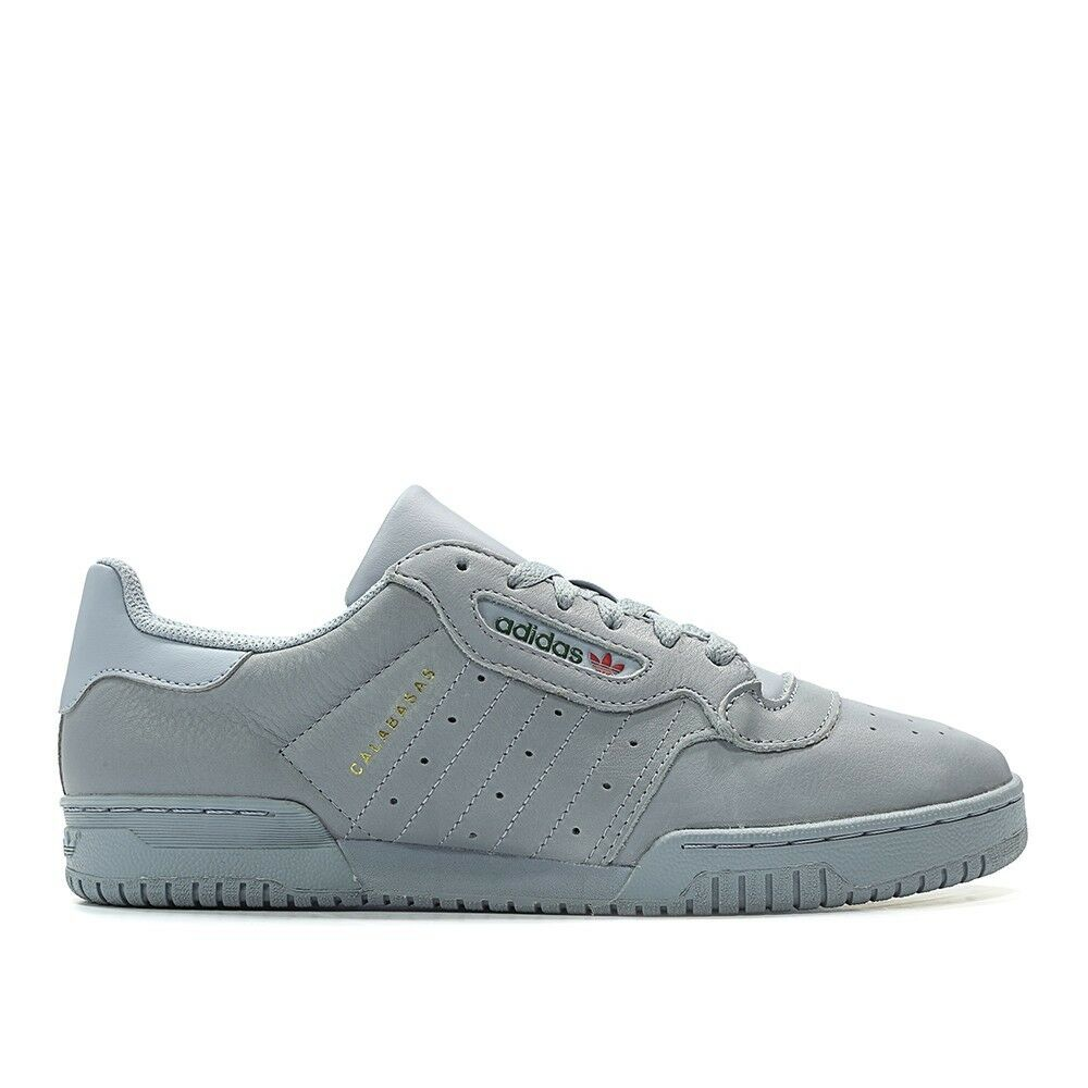 c097a646fe5c2 Details about Adidas Yeezy Powerphase Grey CG6422 Men Size US 5 NEW 100%  Authentic