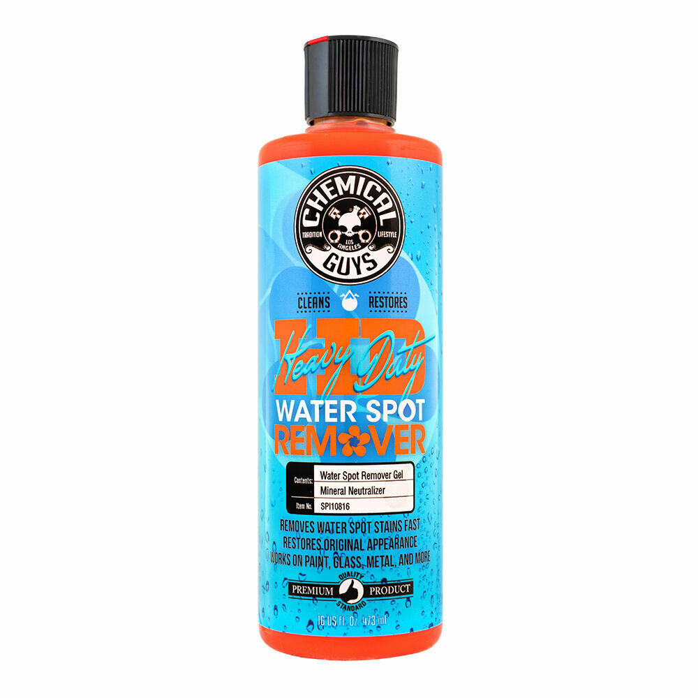 Chemical Guys Spi10816 Heavy Duty Water Spot Remover 16 Oz