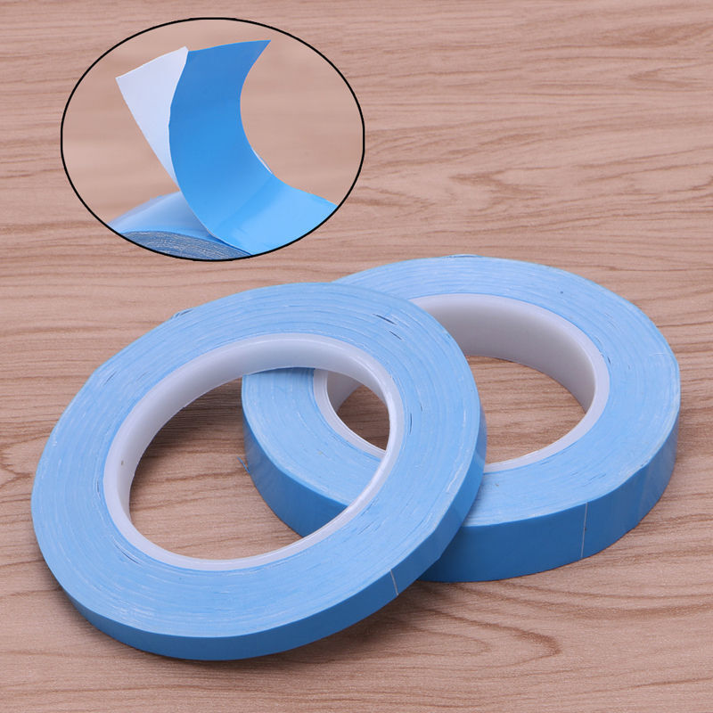 Double Side Adhesive Tape Transfer Heat Thermal Conduct