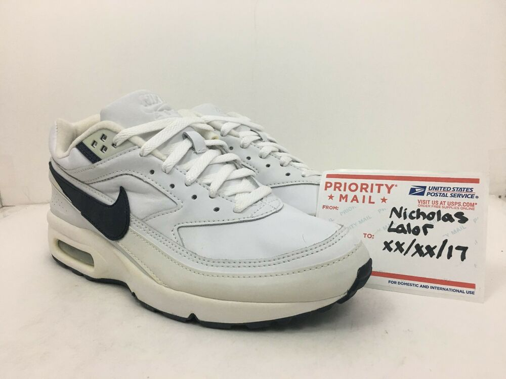 Nike Air Classic BW Leather 2002 White/Navy size 11