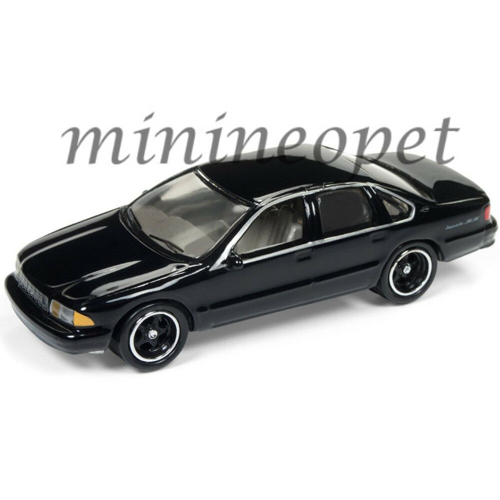 johnny lightning jlsp006 a 1996 chevrolet impala ss 1 64. Black Bedroom Furniture Sets. Home Design Ideas