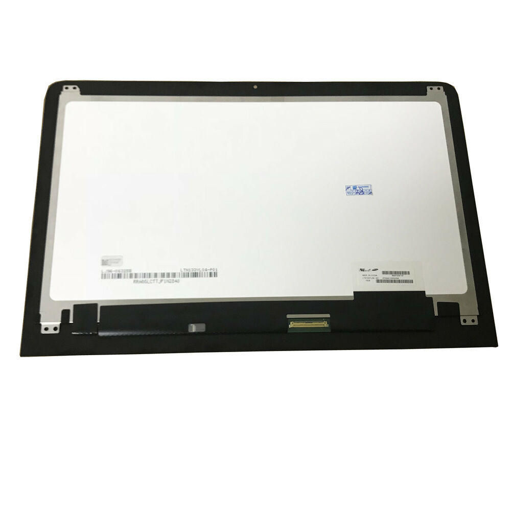 lcd screen display assembly for hp envy 13 d 010nr 054 023. Black Bedroom Furniture Sets. Home Design Ideas