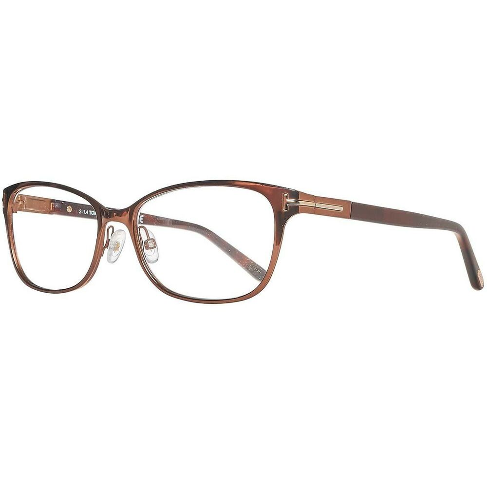 5ae9fd5bfc Details about NEW TOM FORD TF 5282 048 BROWN EYEGLASSES AUTHENTIC RX FRAMES  FT5282 52-16-135