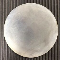 1/4'' Stainless Steel 304 Plate Round Circle Disc 3'' Diameter (.25 )