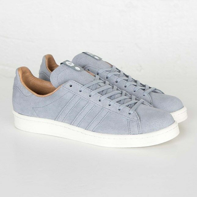 official photos f0387 69be3 Details about Adidas Campus 80s x Highsnobiety B24113 Grey Men Sizes NEW  100% Authentic