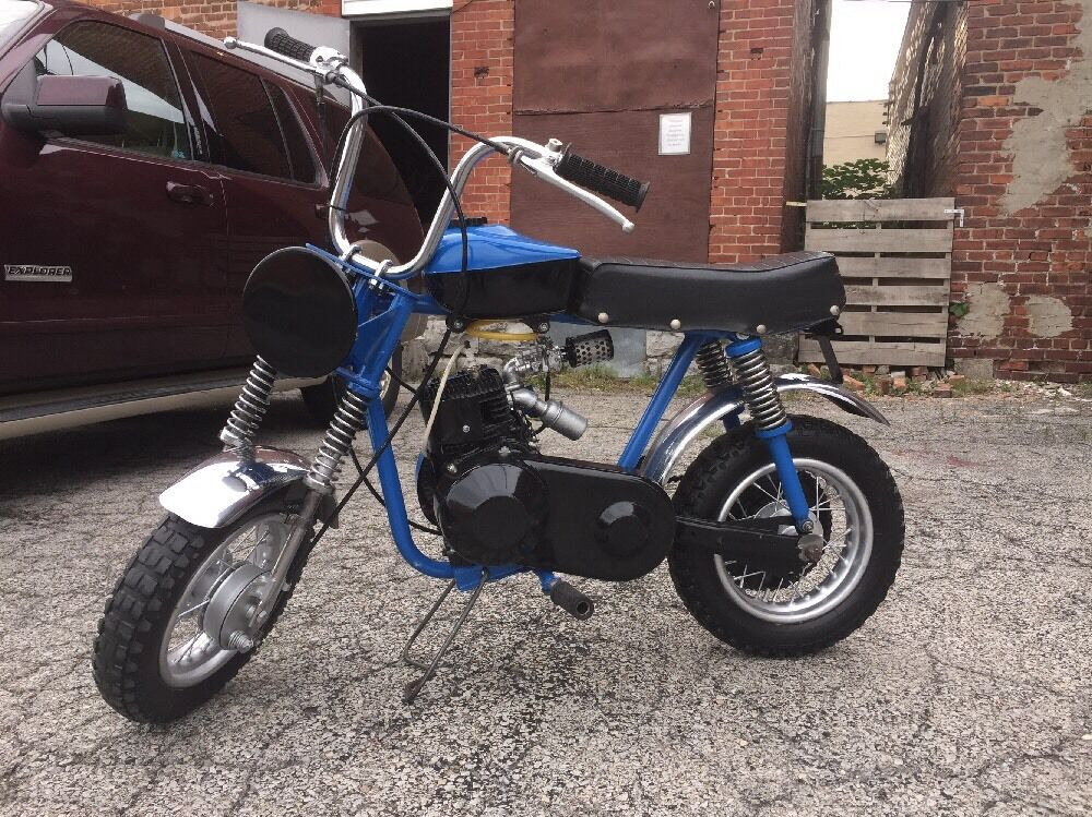 rupp minibike 1971 rupp scrambler mini bike vintage mini bike ebay. Black Bedroom Furniture Sets. Home Design Ideas