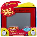 Spinmaster Classic Etch a Sketch (Draw and then shake to erase) Age 4+
