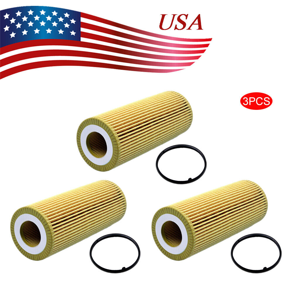 Engine Oil Filter Fit For VW Audi 06E115562 A4 A5 A6 A7 A8