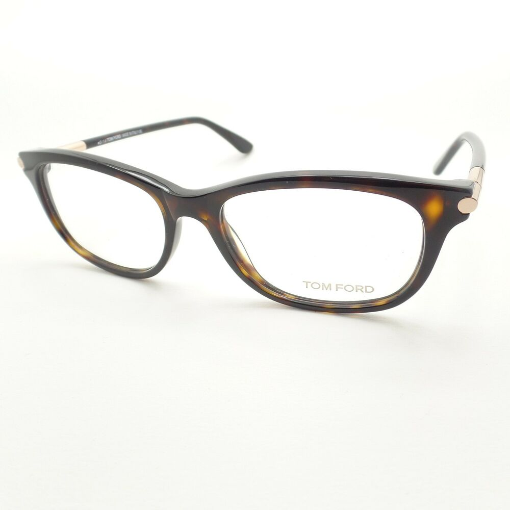 f12652664b71 Details about Tom Ford 5237 053 Havana 52mm New Eyeglass Frames Authentic