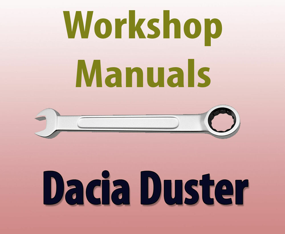 Dacia Duster Workshop Manual Ebay Renault Dialogys Electronic Spare Parts Catalog Cars