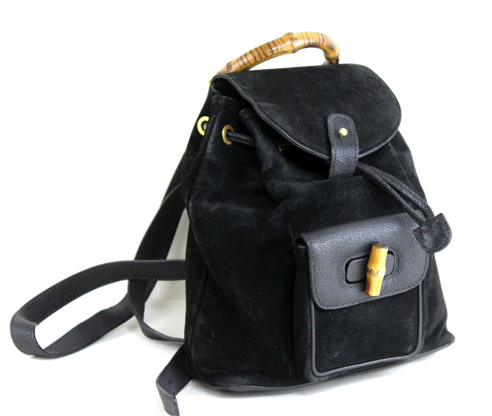 0afc0147c9c0 Gucci Bamboo Backpack Vintage- Fenix Toulouse Handball