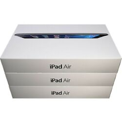 Kyпить Apple iPad Air - 9.7-inch, Space Gray, 16GB, Wi-Fi Only, Exclusive Bundle Deal на еВаy.соm